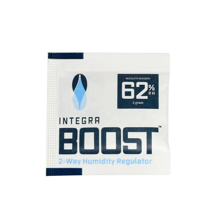 ADD ON - 62% 2g INTEGRA BOOST HUMIDITY PACK – (FOR 7 g of FLOWER)