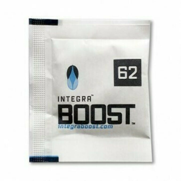 ADD ON - 62% 4g INTEGRA BOOST HUMIDITY PACK – (FOR 14 g OF FLOWER)