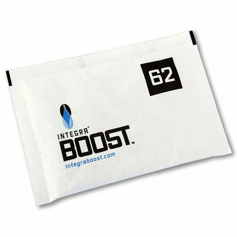 ADD ON - 62% 67g INTEGRA BOOST HUMIDITY PACK – (FOR 225-450 g OF FLOWER)